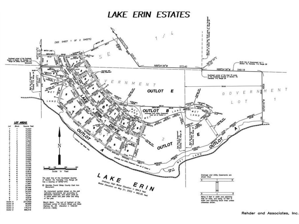 385 Lake Erin Dr Property Photo - Green Isle, MN real estate listing