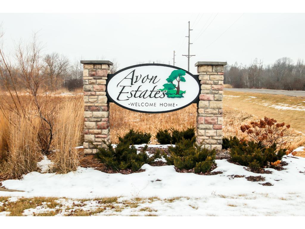 303 Estate Drive Property Photo - Avon, MN real estate listing