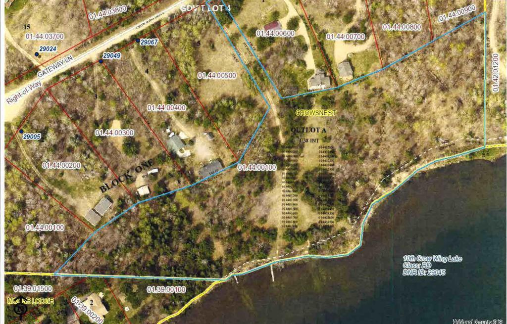 TBD Green Tree Lane Property Photo - Akeley, MN real estate listing