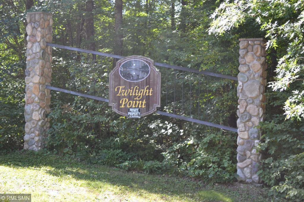 LOT 10 TWILIGHT POINT Property Photo - Siren, WI real estate listing