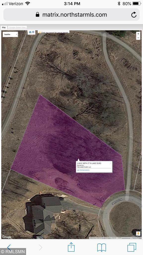 11610 N 58th Court Property Photo - Lake Elmo, MN real estate listing