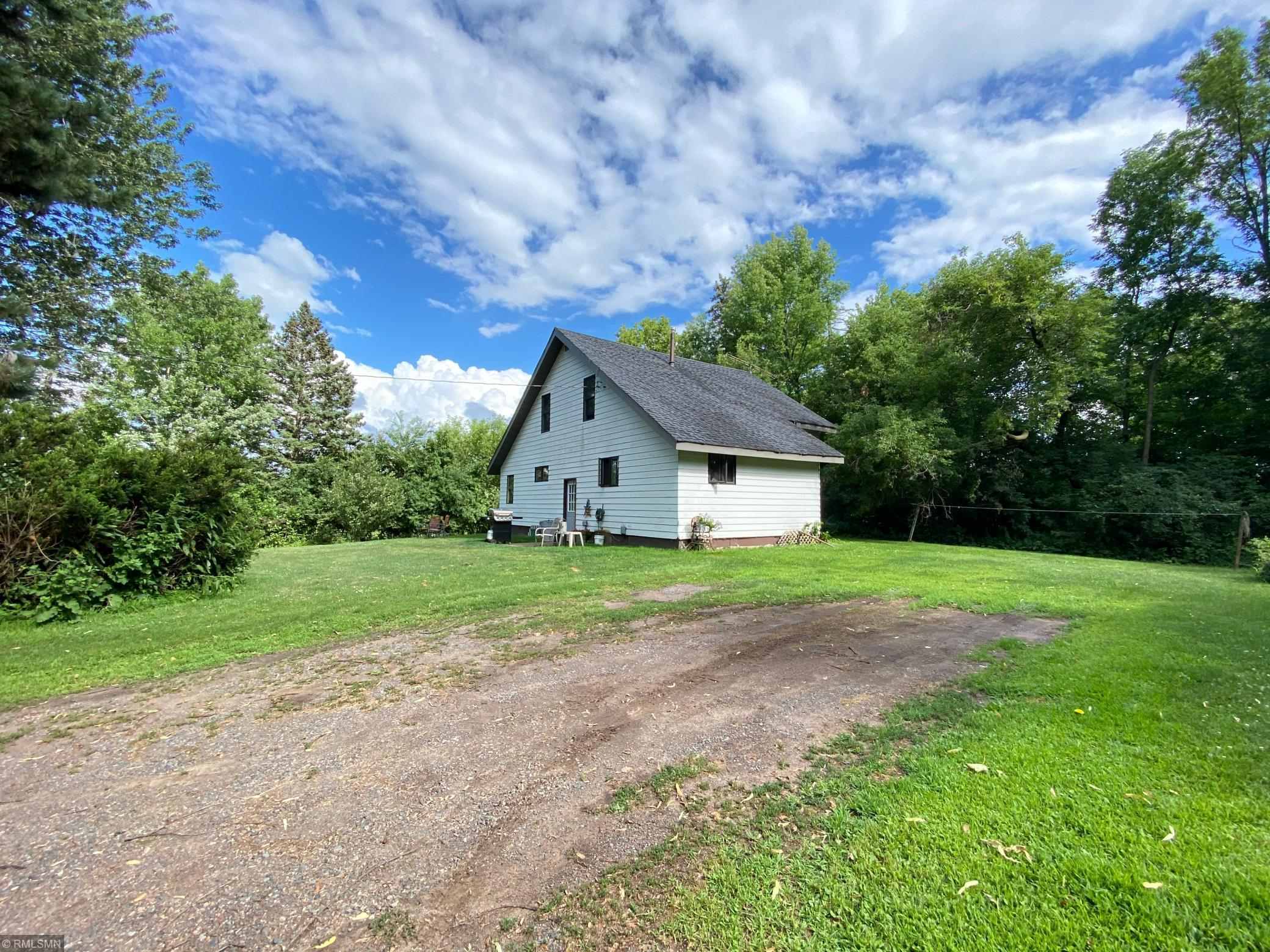 2307 Plum Street Property Photo - Brook Park, MN real estate listing