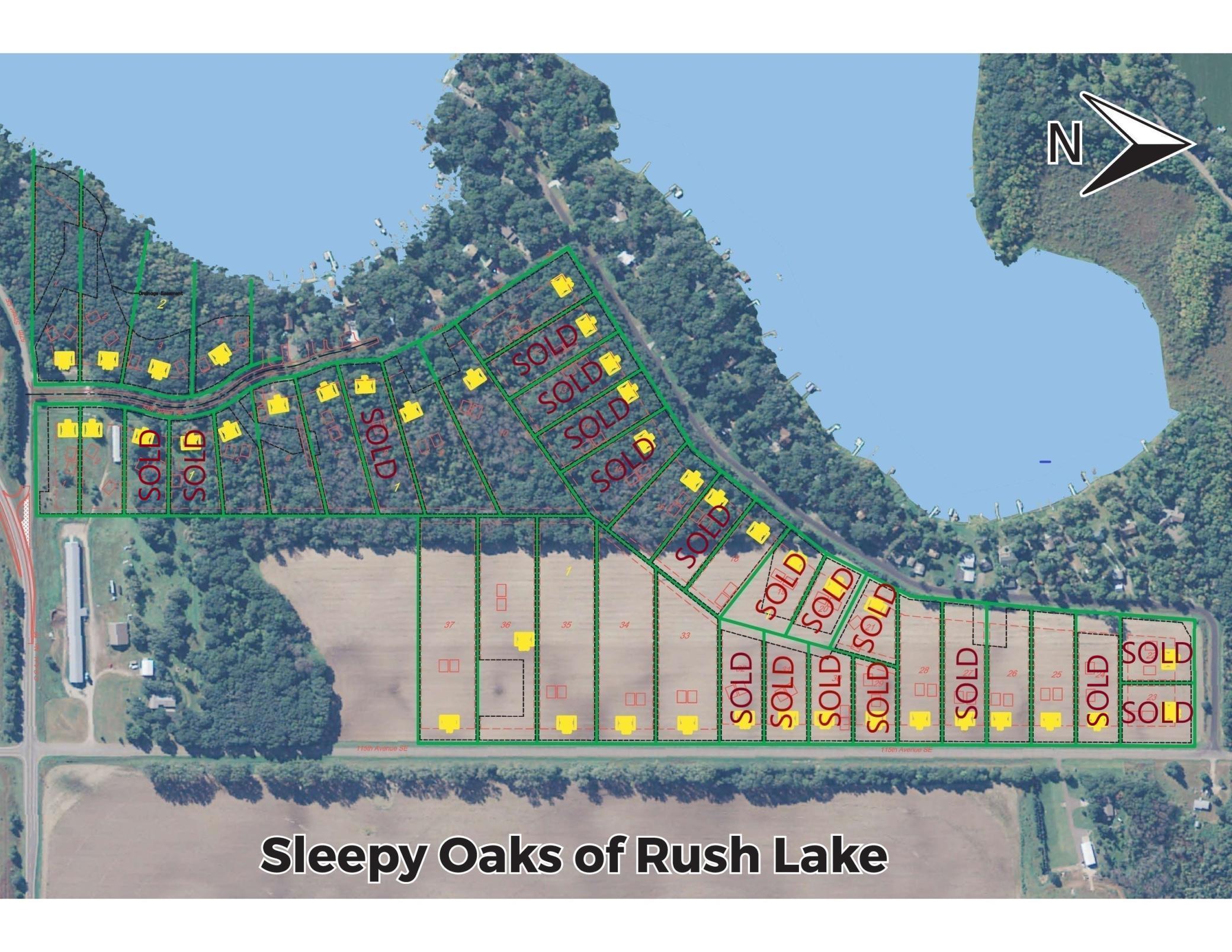 L2 B2 54th SE Property Photo - Clear Lake, MN real estate listing