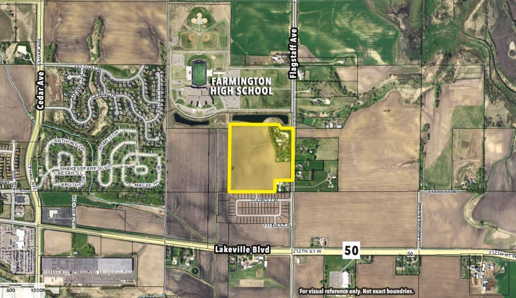 20861 Flagstaff Avenue Property Photo - Farmington, MN real estate listing