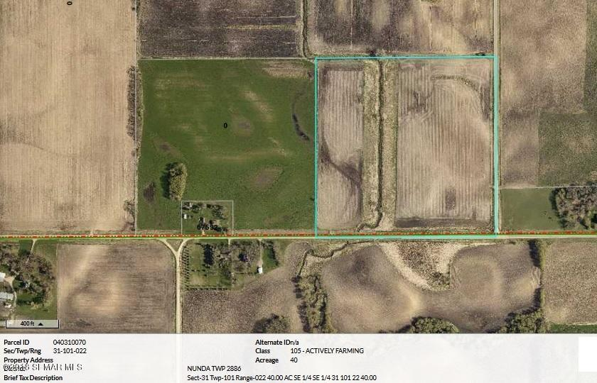TBD State Line Road Property Photo - Emmons, MN real estate listing