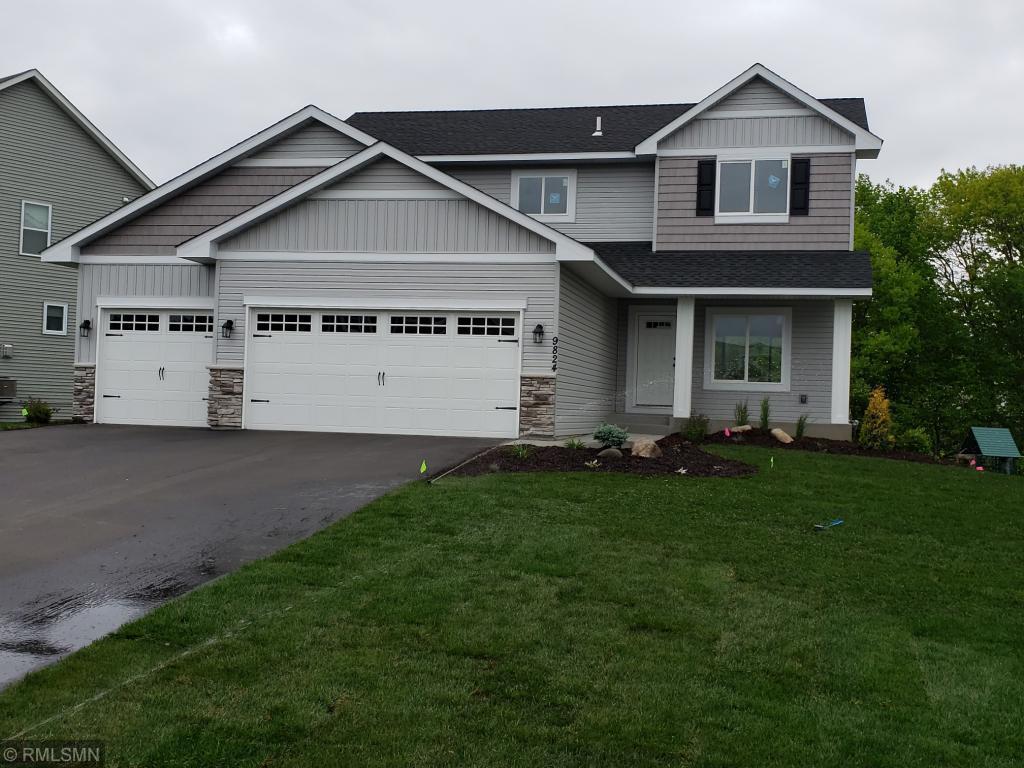 9824 Jasmine N, Hanover, MN 55341 - Hanover, MN real estate listing
