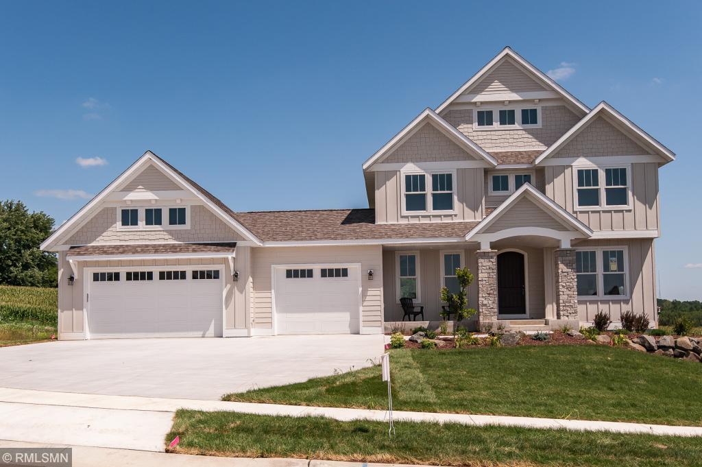 3133 Bella Terra Lane NE Property Photo - Rochester, MN real estate listing