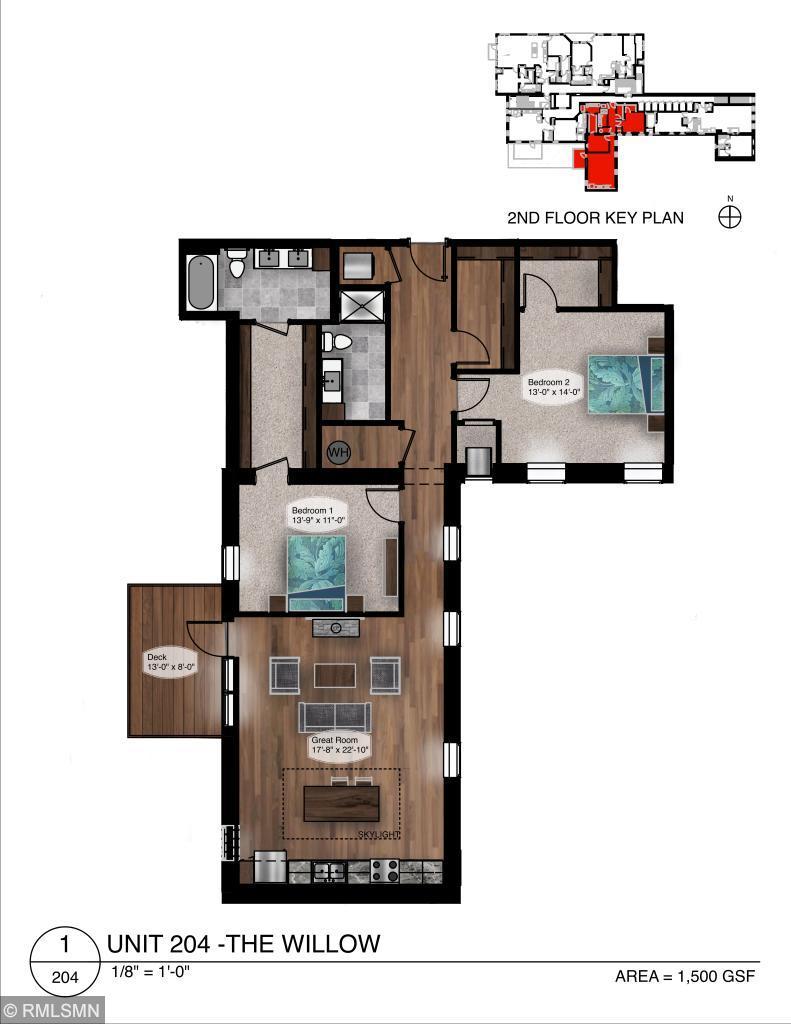 517 2nd Street #204 Property Photo - Hudson, WI real estate listing