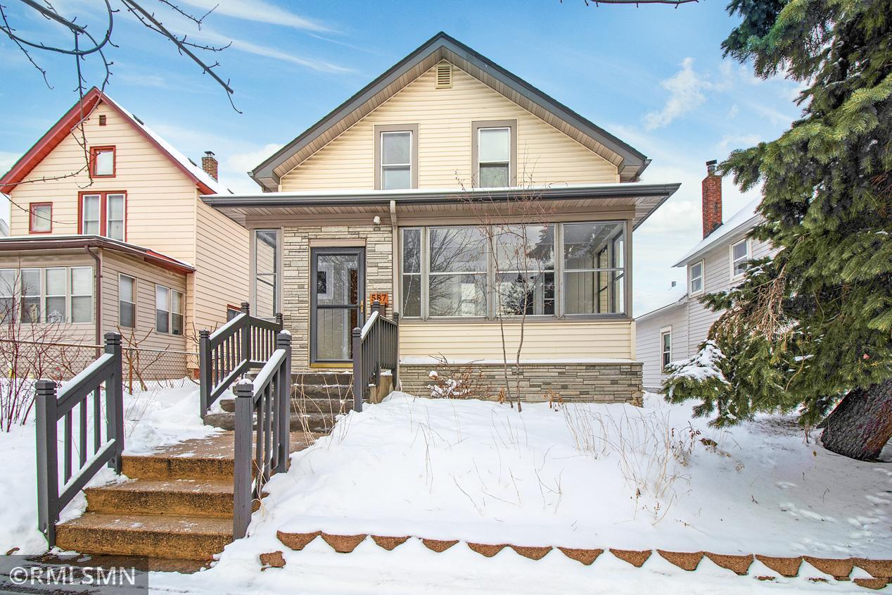 587 Burgess Street Property Photo - Saint Paul, MN real estate listing