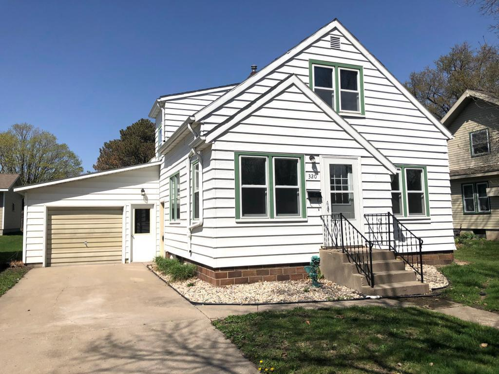 320 O'Connell Property Photo - Springfield, MN real estate listing