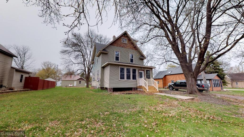 310 N 8th Street Property Photo - Kerkhoven, MN real estate listing