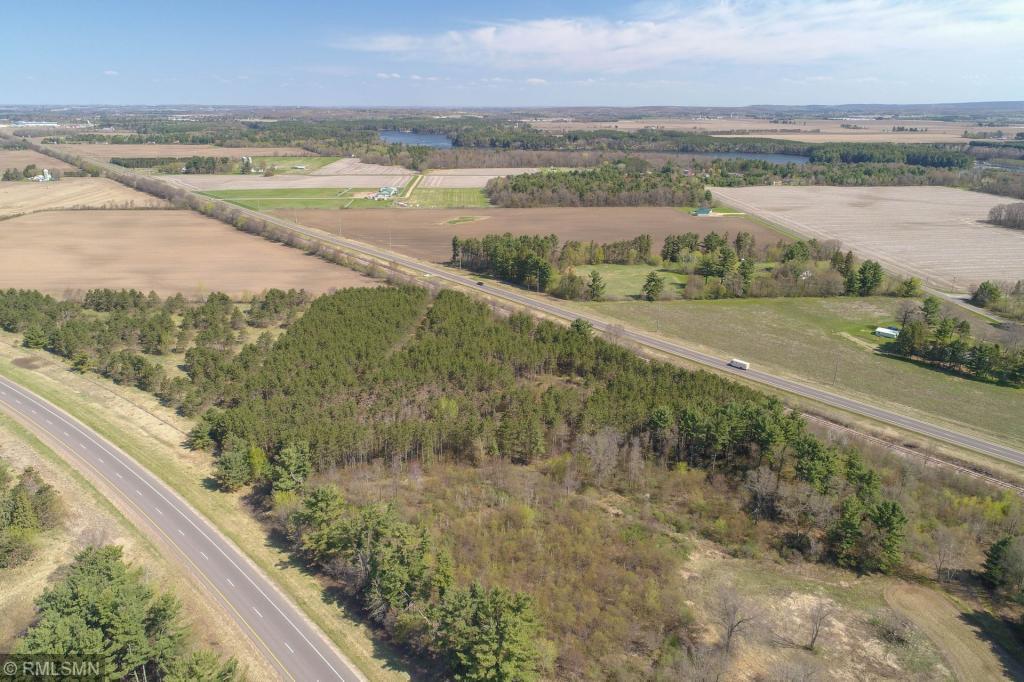 8 acres 11th Property Photo - Prairie Lake Twp, WI real estate listing
