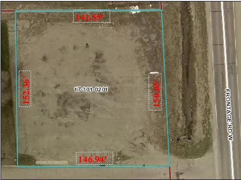 XXX W Frontage Road Property Photo - Owatonna, MN real estate listing