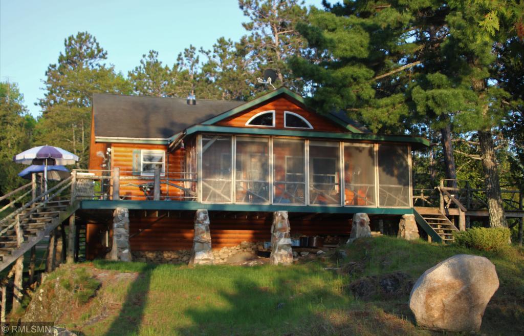 1841 Grindstone Island Property Photo - International Falls, MN real estate listing