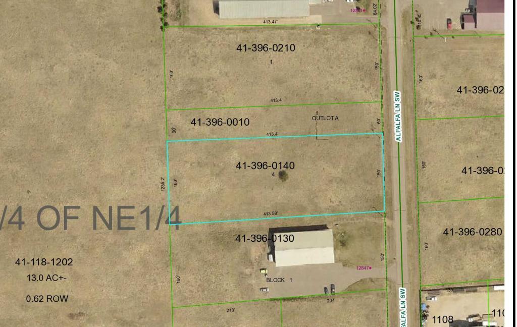 L4 B1 Alfalfa Lane Sw Property Photo