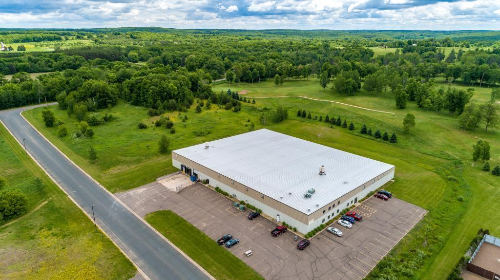 214 Industrial Way Property Photo - Frederic, WI real estate listing