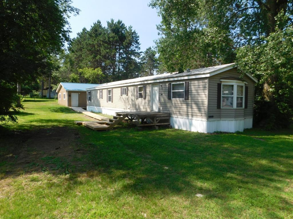214 Evergreen N Property Photo - Boyceville, WI real estate listing