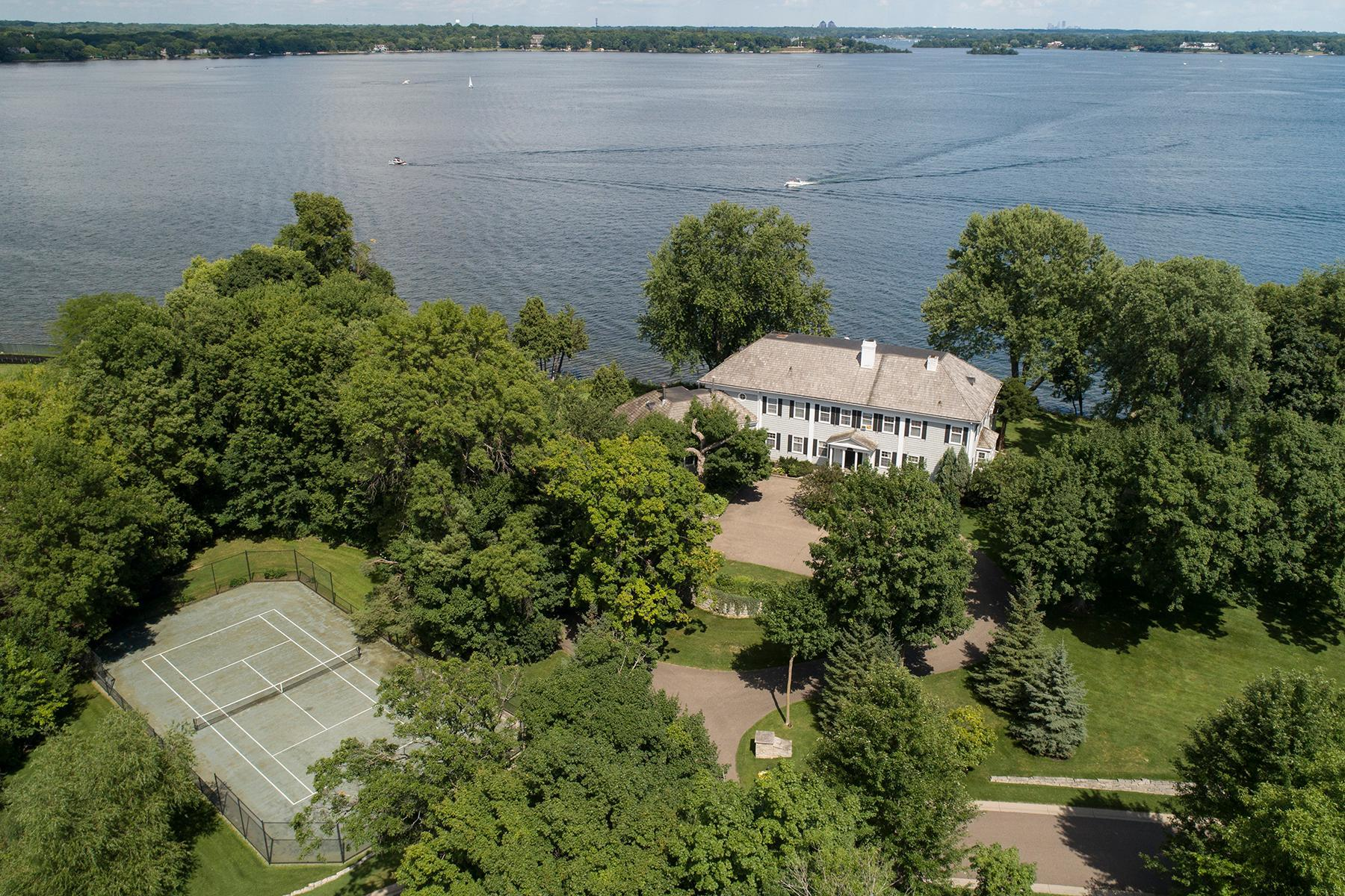 1480 Bracketts Point Road Property Photo - Orono, MN real estate listing