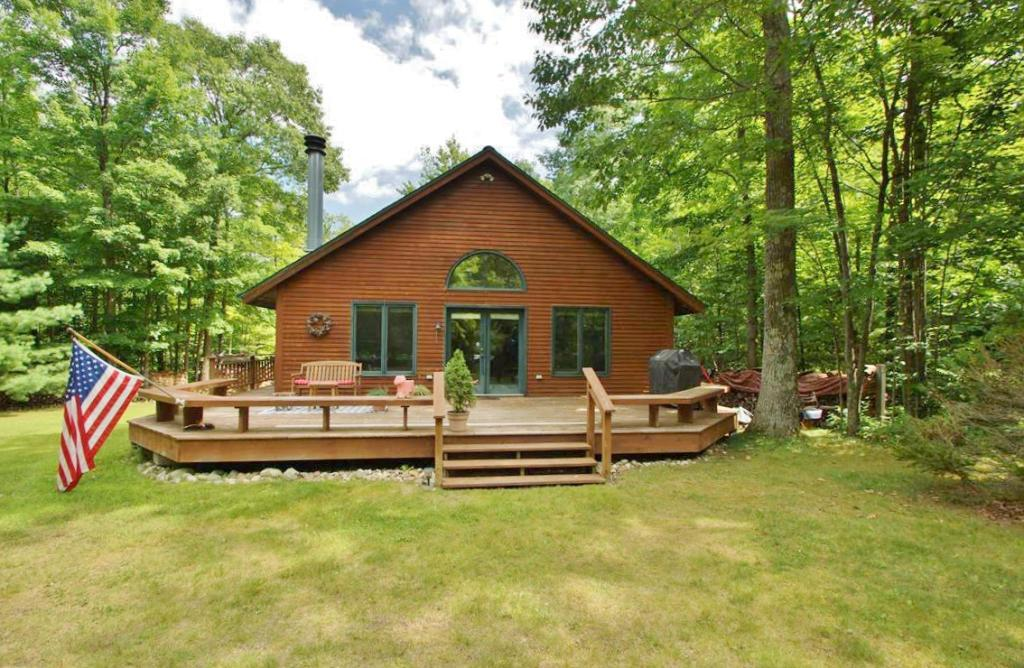 413 Little Ripley Property Photo - Shell Lake, WI real estate listing