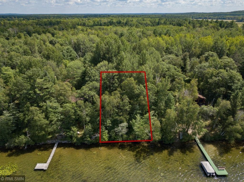 TBD Grouse Lane Property Photo - Fifty Lakes, MN real estate listing