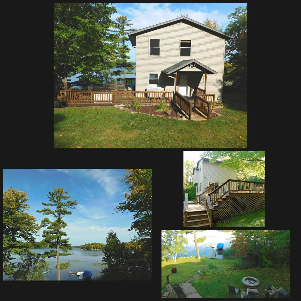 30887 Fish Trap Lake Property Photo - Cushing, MN real estate listing
