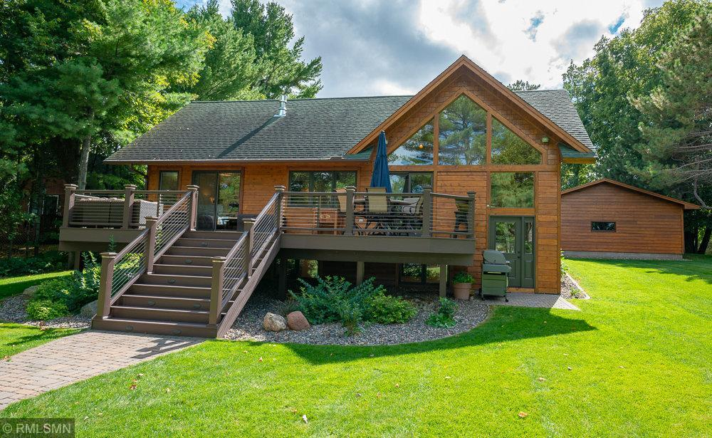 36586 Channel Property Photo - Crosslake, MN real estate listing