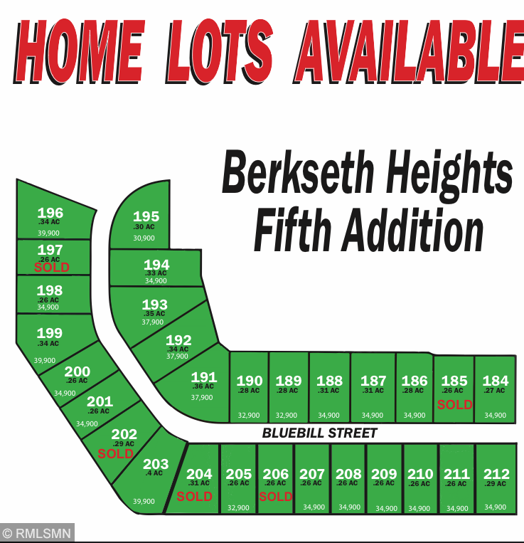 368 Lot 186 Bluebill Street Property Photo