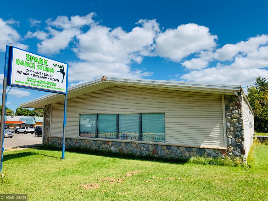 880 Main Street S Property Photo - Pine City, MN real estate listing
