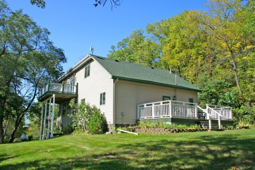 W440 Bluff Siding Road Property Photo - Fountain City, WI real estate listing
