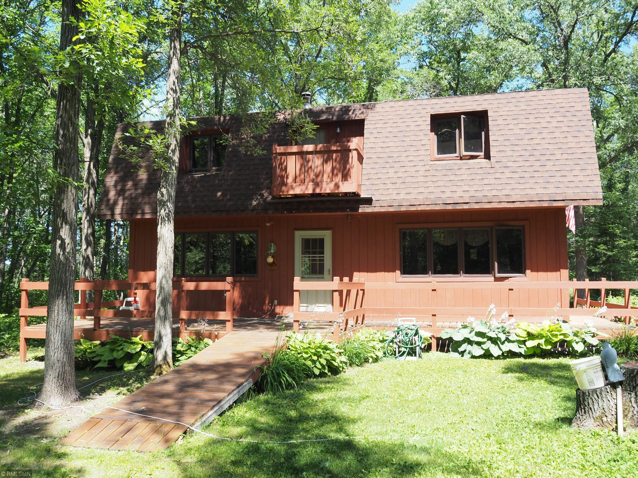 16247 County Road 1 Property Photo - Fifty Lakes, MN real estate listing