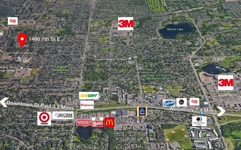 1460 7th Street E Property Photo - Saint Paul, MN real estate listing