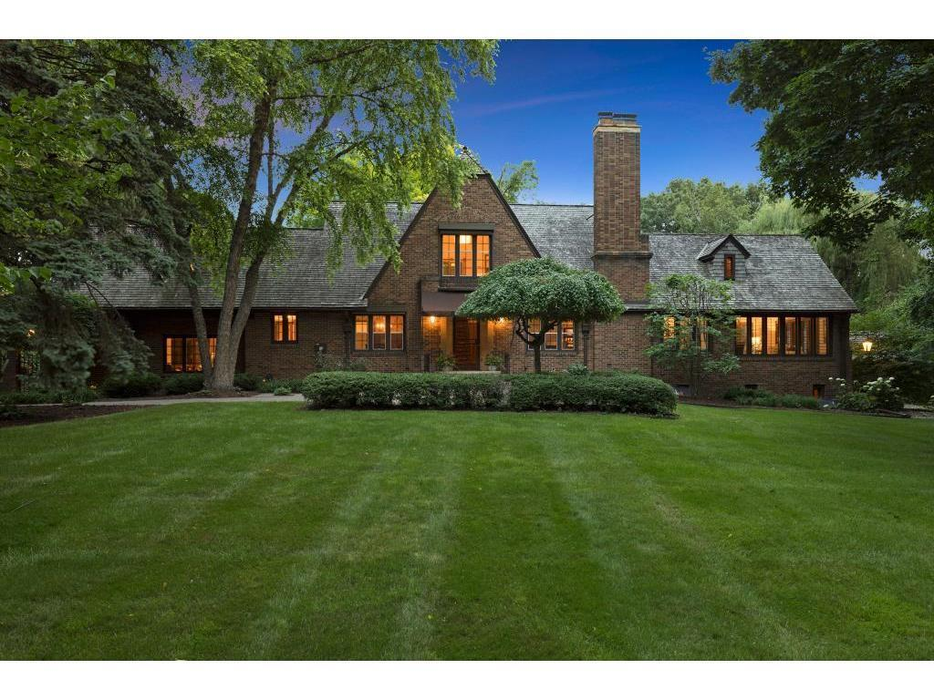5125 Schaefer Road Property Photo - Edina, MN real estate listing