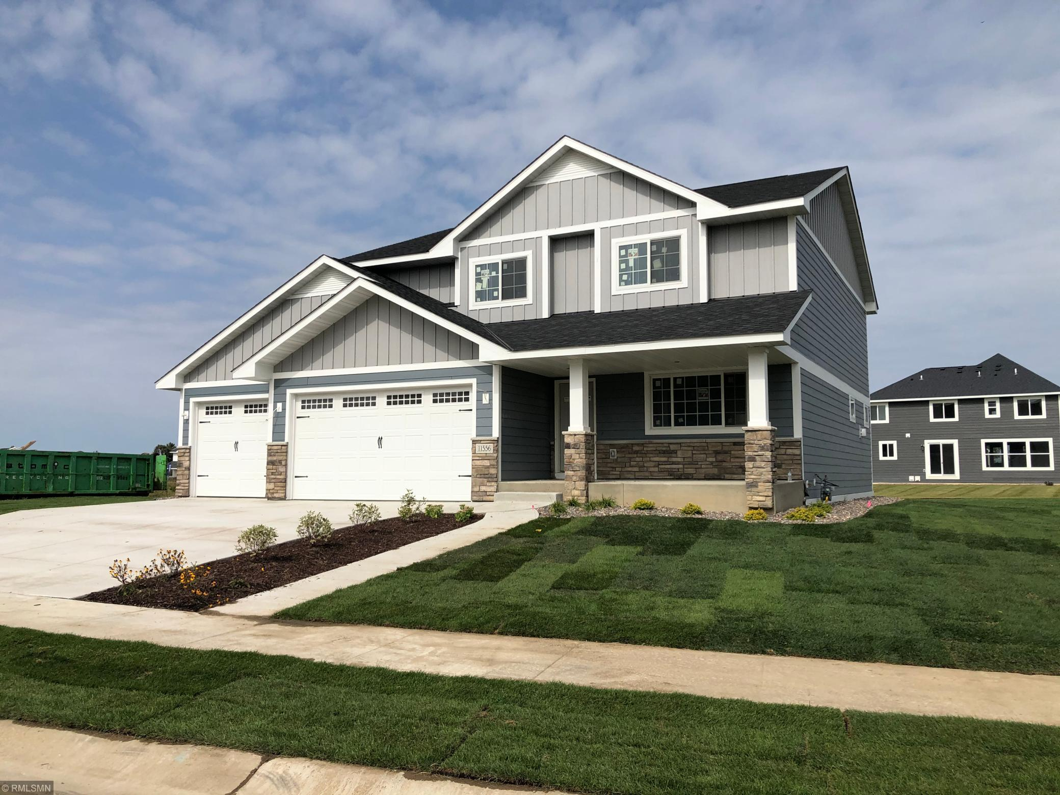 11556 Lakewood Court NE Property Photo - Albertville, MN real estate listing