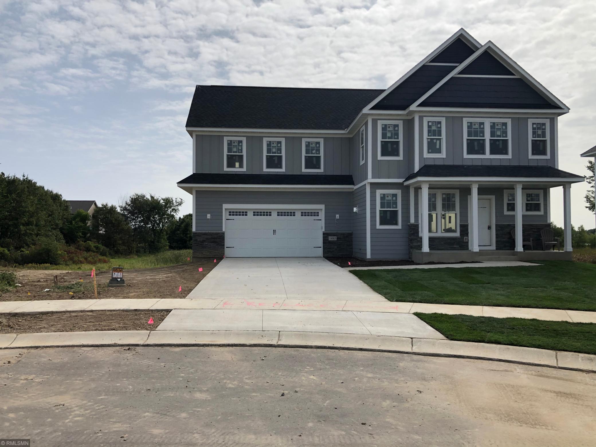 11683 Lakewood Circle NE Property Photo - Albertville, MN real estate listing