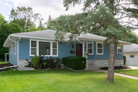 4549 Polk Street NE Property Photo - Columbia Heights, MN real estate listing