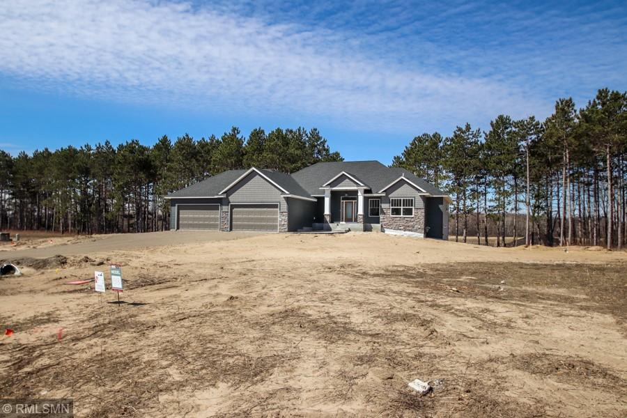 1313 227th NW Property Photo - Oak Grove, MN real estate listing