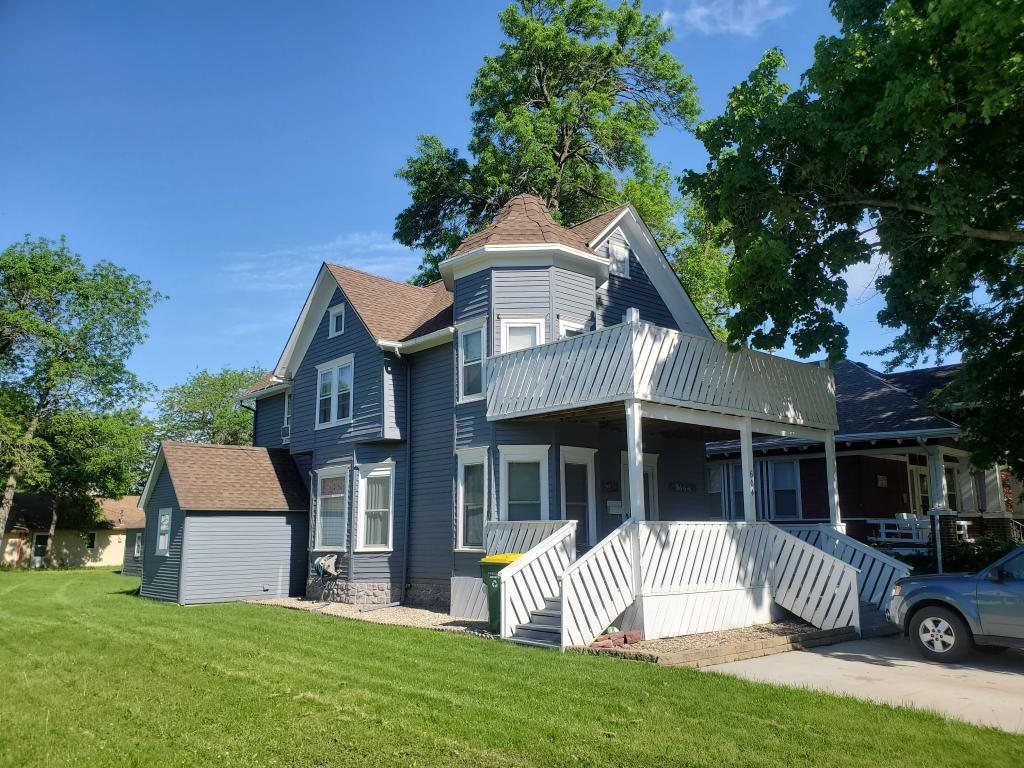 604 2nd SW Property Photo - Pipestone, MN real estate listing