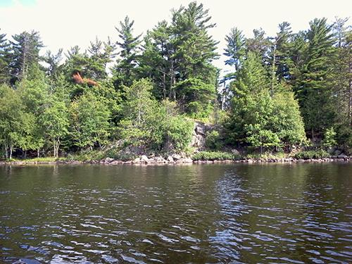 Lot 8 Long Island Property Photo - Breitung Twp, MN real estate listing