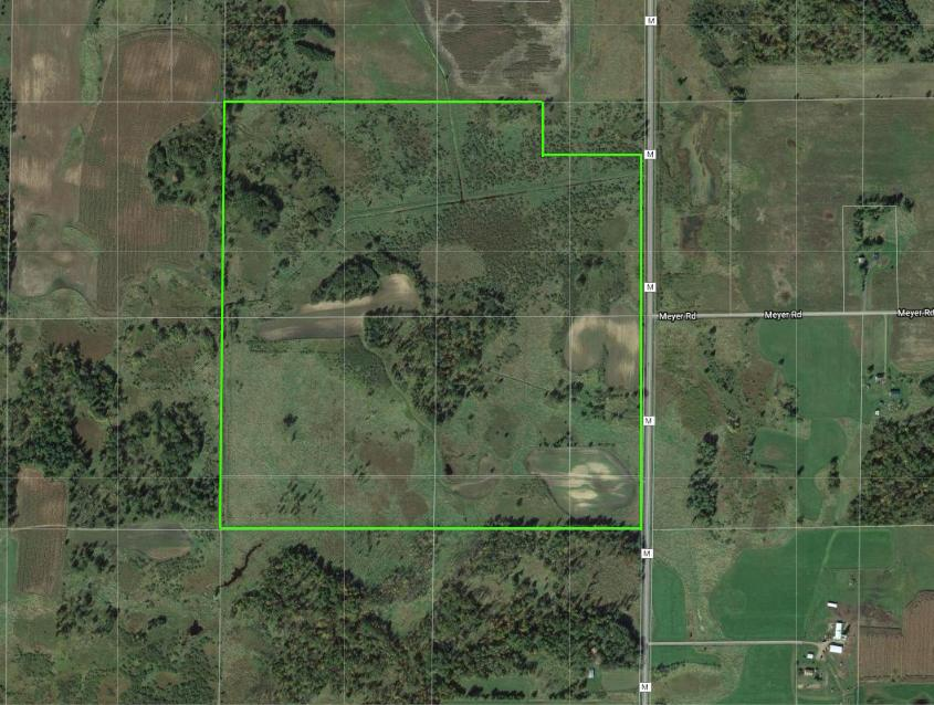 XX County Road M Property Photo - Grantsburg, WI real estate listing