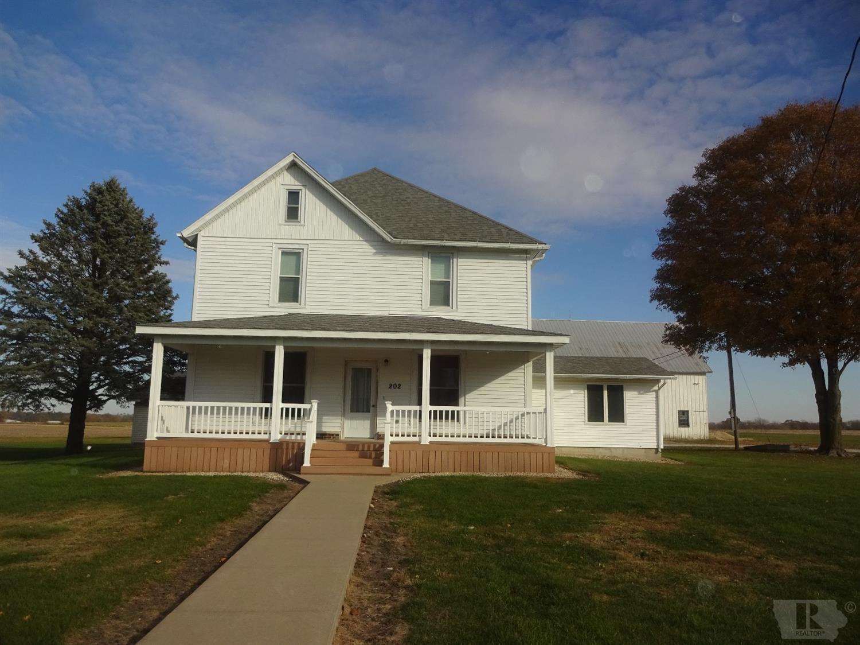 202 Oak Property Photo - Winfield, IA real estate listing