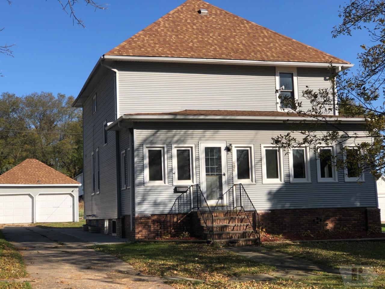 606 Cedar St Property Photo - Schleswig, IA real estate listing
