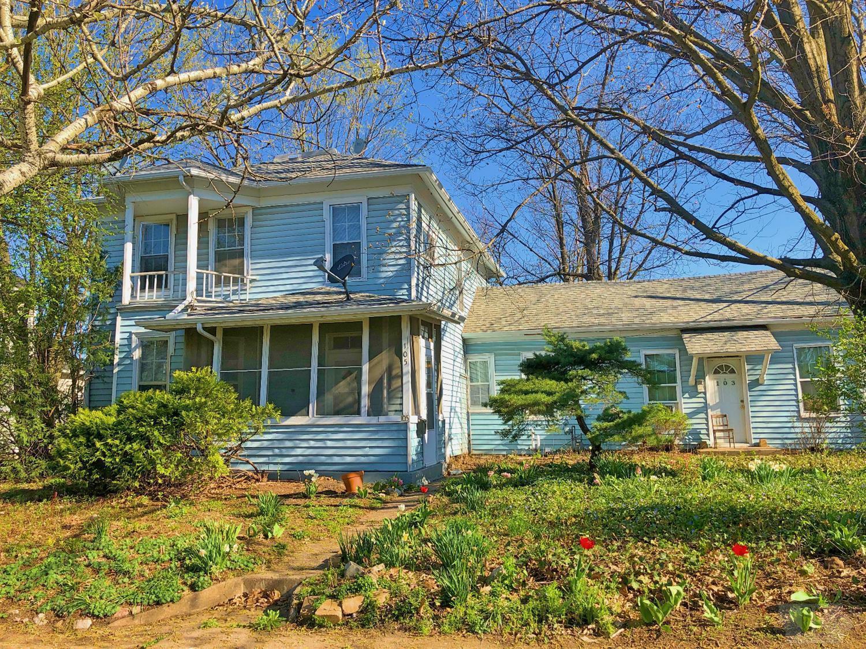 103-105 Grimes Property Photo - Fairfield, IA real estate listing