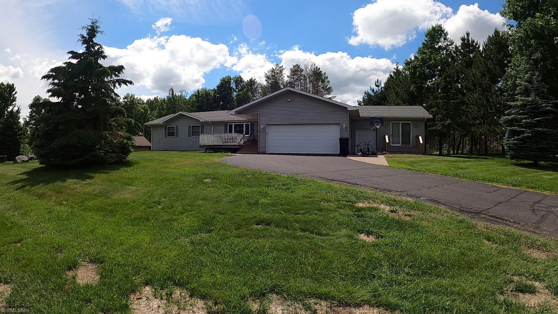 109 Margo Property Photo - Luck Twp, WI real estate listing