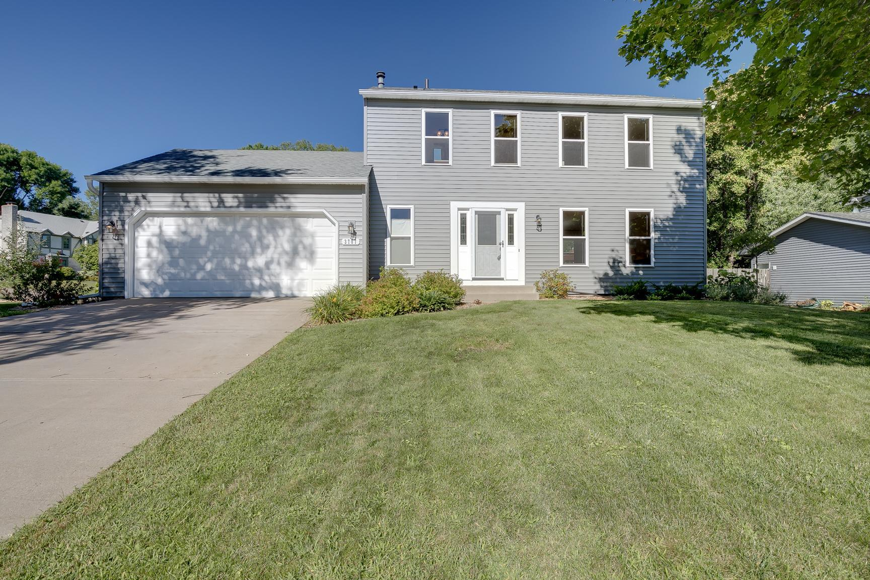 3707 Chatham Court Property Photo - Arden Hills, MN real estate listing