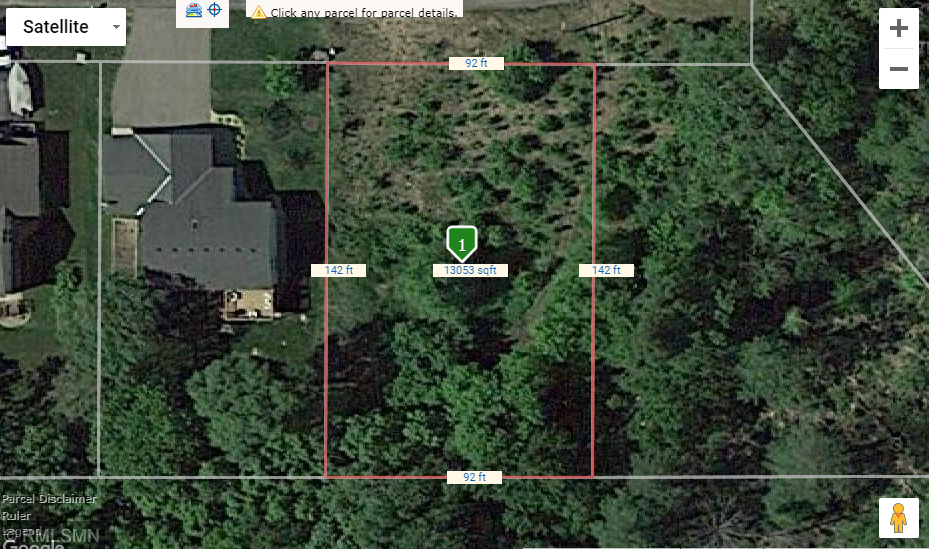 214 Walnut Circle Property Photo - Rockville, MN real estate listing