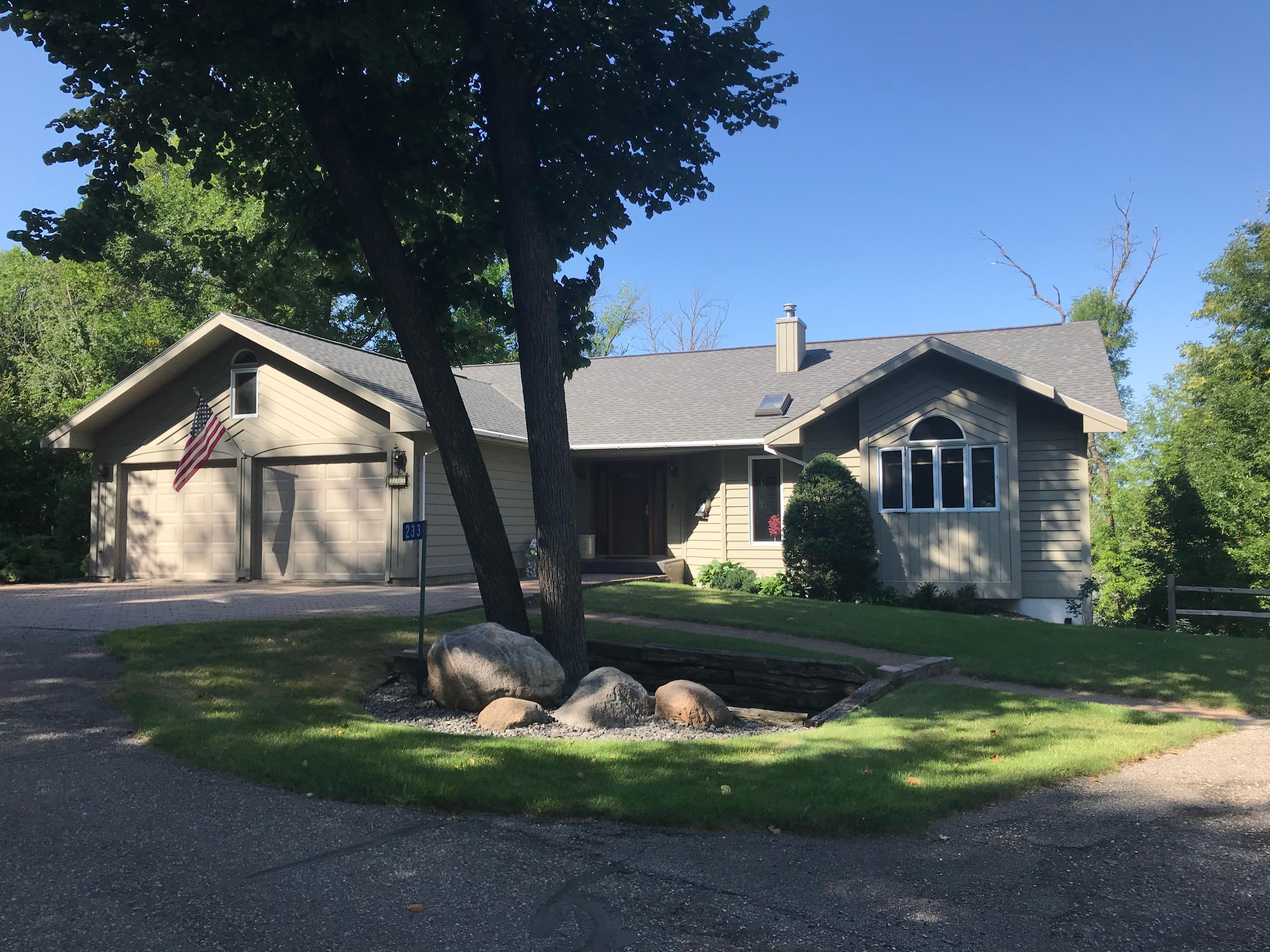 233 Basswood Trl Property Photo - Glenwood, MN real estate listing