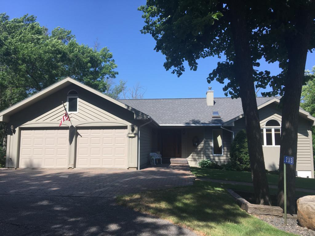 233 Basswood Trl Property Photo - Glenwood Twp, MN real estate listing