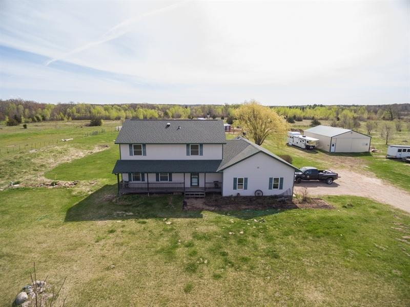 41161 Poor Farm Property Photo - North Branch, MN real estate listing