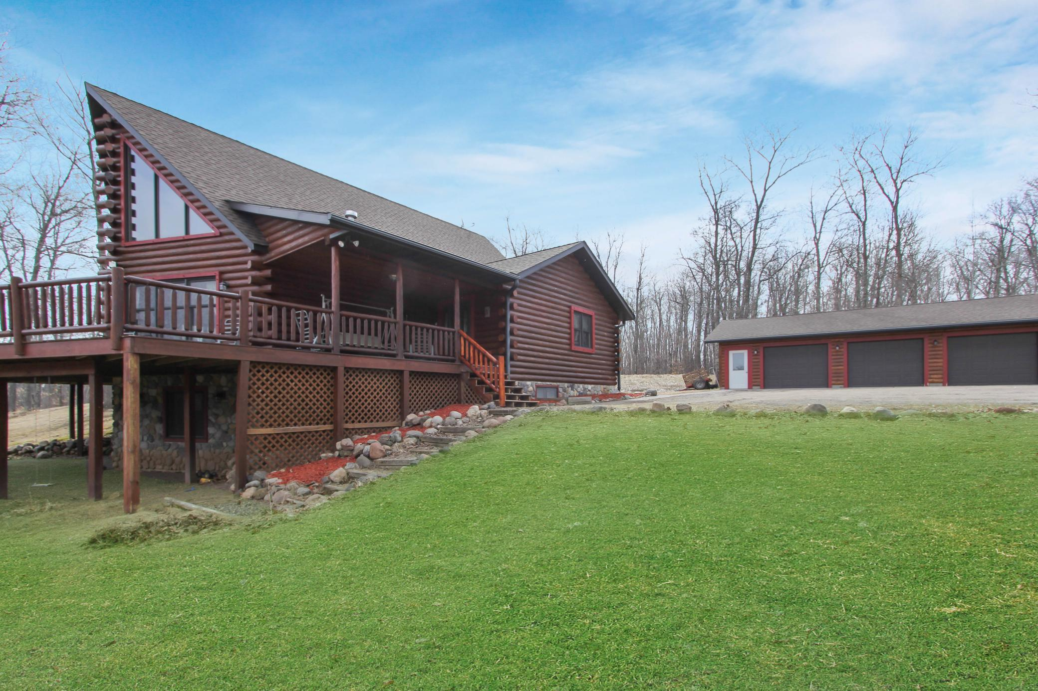 26416 County Road 26 Property Photo - Garrison, MN real estate listing