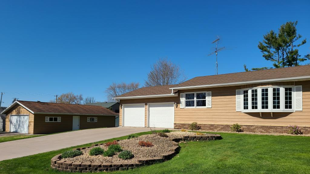 127 Spruce Street Property Photo - Turtle Lake, WI real estate listing